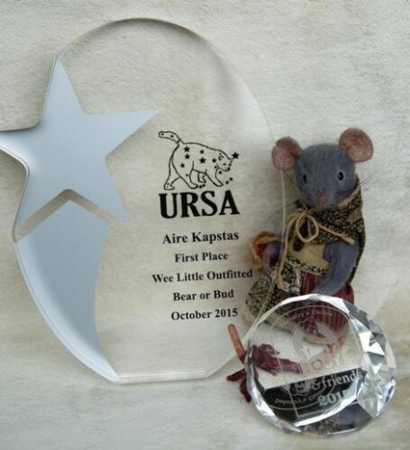 Winner mouse