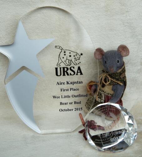 2014 URSA and TOBY winner
